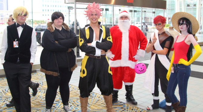 Youmacon 2015 Saturday Part 1