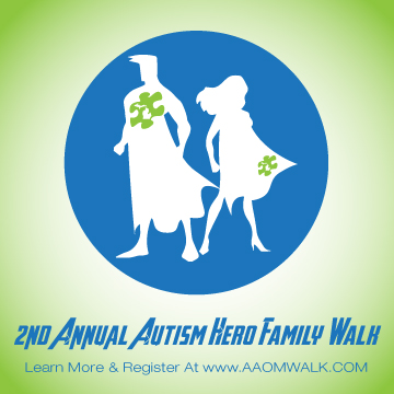 Autism Hero Walk
