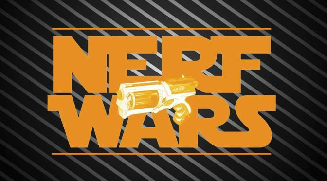 Red Vs. Blue Nerf War