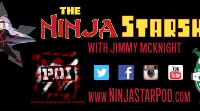 The Ninja Starship Annual One Year Anniversary Show