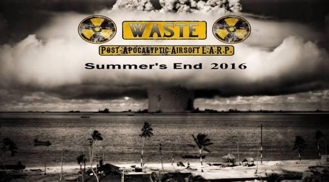 WASTE – Summer's End 2016