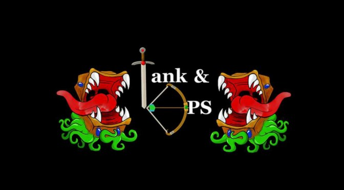 Tank & DPS at GrandCon 2016