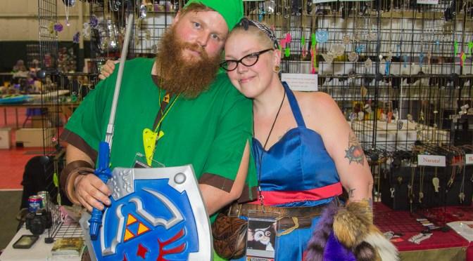 Wholihan's Wares at the Monroe Comic Con 2016