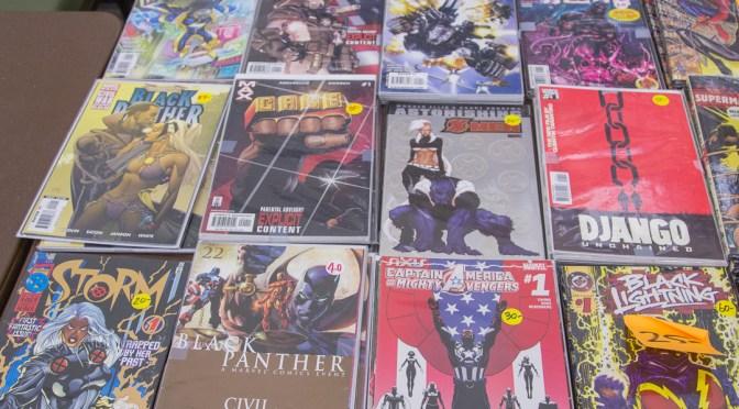 Motor City Black Age of Comics 2016
