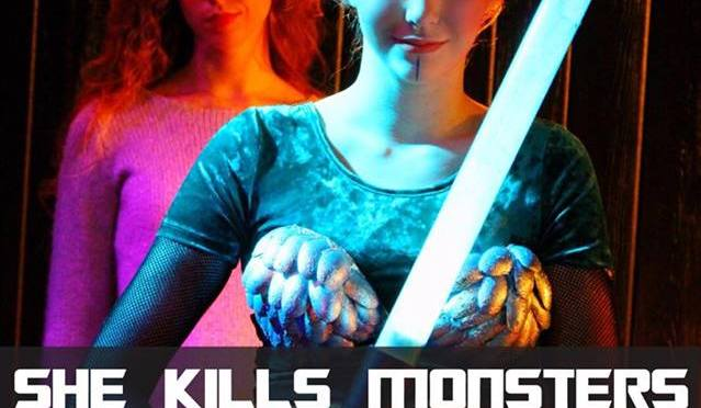 She Kills Monsters – April