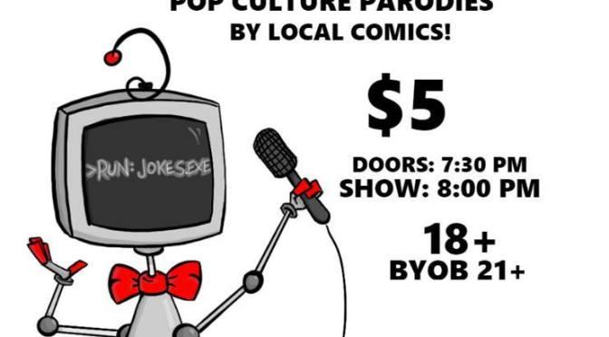 The Nerdaissance Presents: Please Come to Our Fanfiction Show!