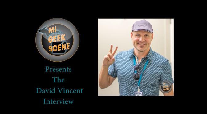 David Vincent at JAFAX 2017