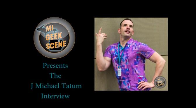 J Michael Tatum at JAFAX 2017
