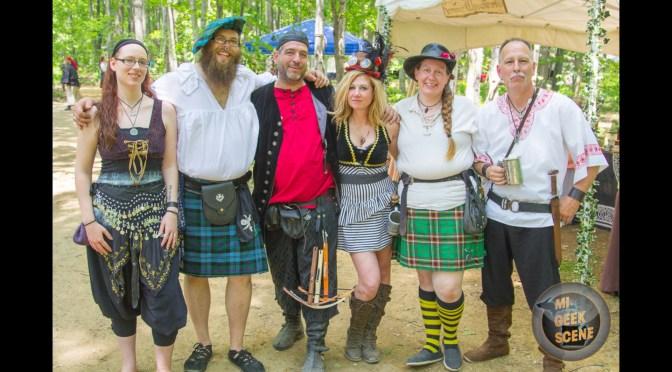 Mid Michigan Renaissance Festival 2017