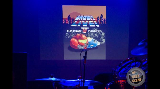 GR8bit Live V!: The Final Chapter