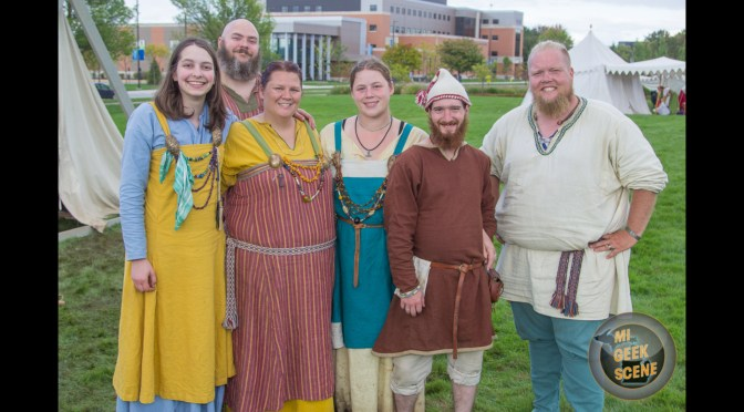 Norsemen of Michigan Living History Society