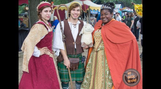 Michigan Renaissance Festival 2017 Revisited Sunday