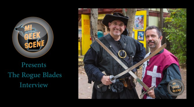 The Rogue Blades at the Michigan Renaissance Festival 2018