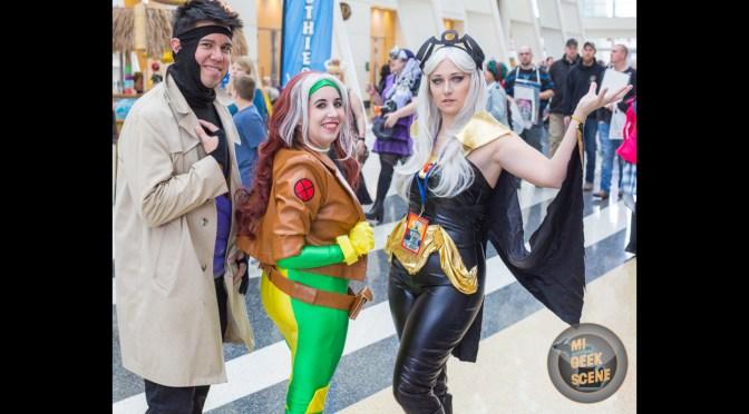 Grand Rapids Comic Con 2018