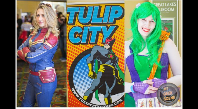 Tulip City Comic and Toy Fare 2019 Mini Review
