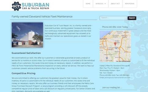 Suburban Car and Truck Repair