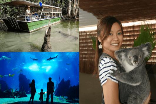 動物園や水族館