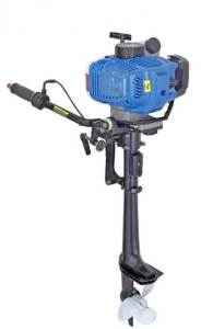 MightyBoy Outboards 2.5 hp outboard motor