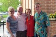 Linda, Phil, me and Jim at Nick and Jake's