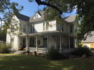 Their house on 7th Street