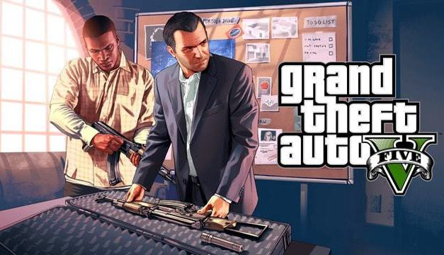 GTA V online looks like it could be amazing – GTA V Online Gameplay Video
