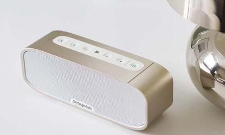Win a Cambridge Audio G2 Ultra Portable Speaker