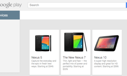 Google Nexus 5 leaks onto Play Store. 16GB for $349