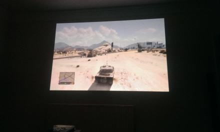 Elmo Box-i T350 LED HD Gaming Projector Review
