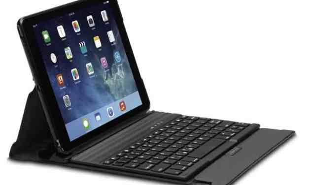 Win a Kensington Keyfolio Exact with Bluetooth Keyboard for the iPad Air