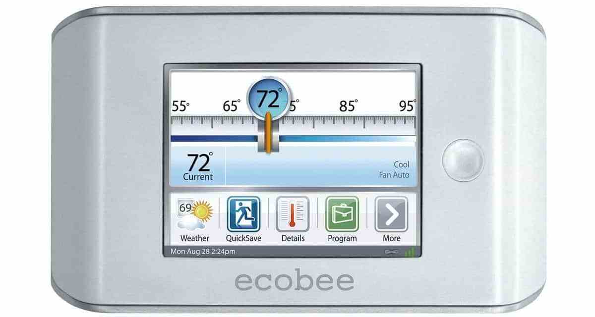 Google Rumoured to be Testing Smart Thermostat