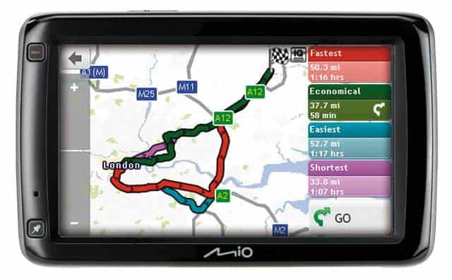 Win a Mio Sat Nav courtesy of Viking Direct