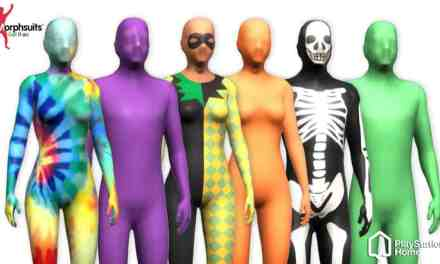 Morphsuits Invite Fans to get Creative