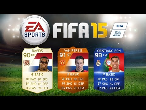 FIFA 15 keeps legends in Ultimate Team