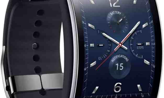Samsung Gear S Smartwatch includes 3G modem