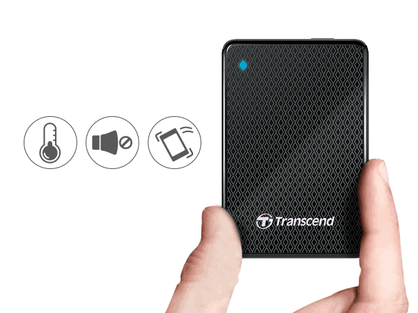 Transcend ESD400 1TB Portable SSD Review