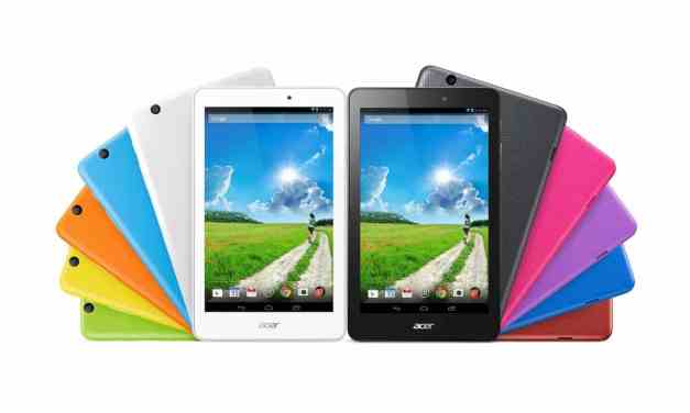 Acer Iconia One 8 Review