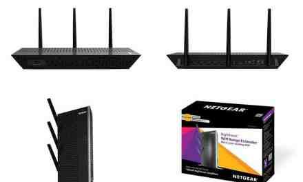 Netgear Nighthawk WiFi Range Extender Competition (EX7000)