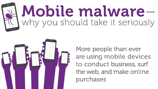 Mobile Malware: Why You Should Take it Seriously