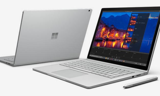 Microsoft Announces Surface Book: A High End Convertible Laptop
