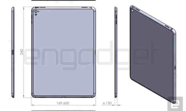 What the iPad air 3 leaked schematics tells us