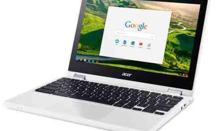 Acer Chromebook R11 Review