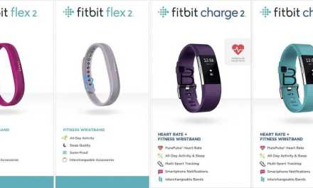 Fitbit Charge 2 and Flex 2 Launched