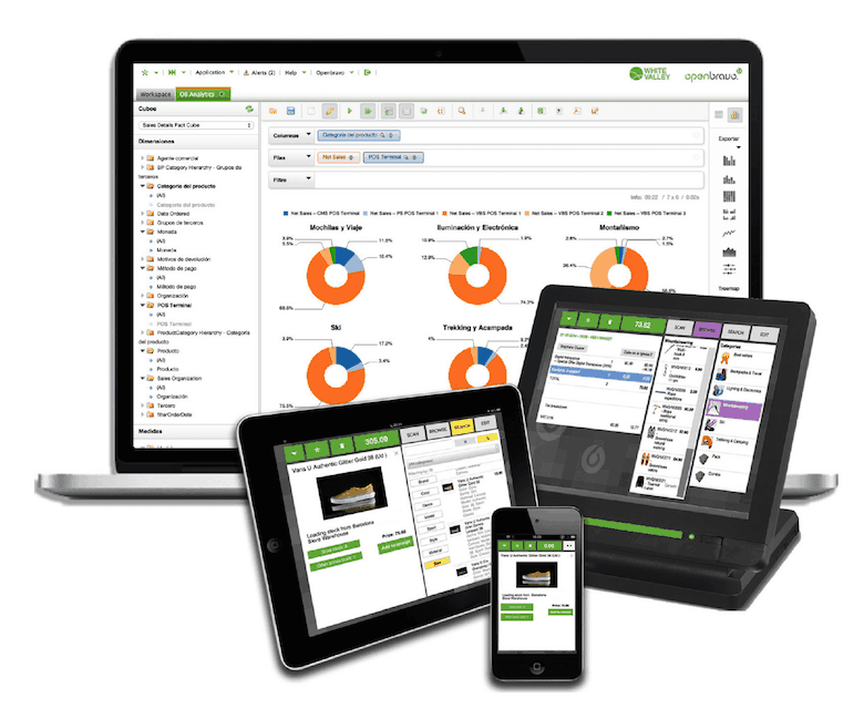 Open Bravo – A web-based open source ERP and POS