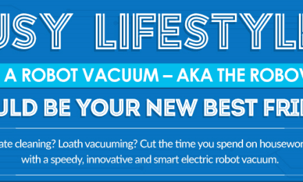 Busy lifestyle? Why a Robot Vacuum Could be Your Best Friend