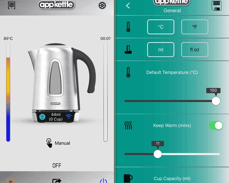 AppKettle Wifi Smart Kettle Review