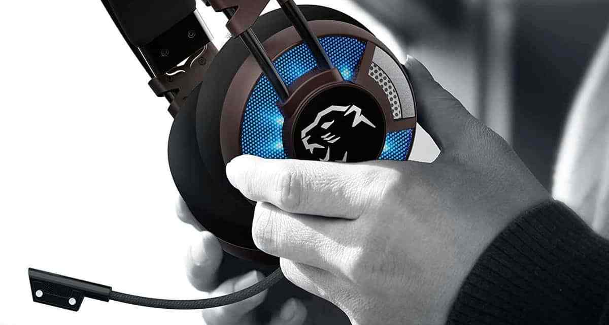 AOSO 7.1 PC Gaming Headset Review – USB & Virtual Surround Sound