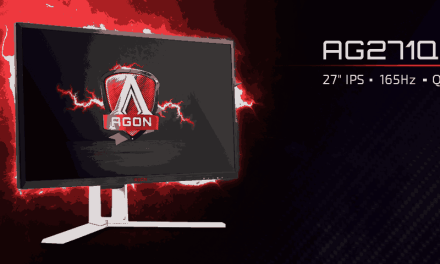 AOC 27″ AGON AG271QG G-Sync 165Hz Gaming Monitor Review