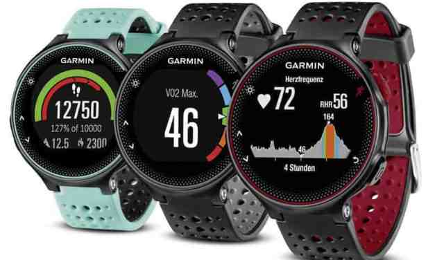 Garmin Forerunner 235 GPS Running Watch Review