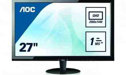 AOC Q2778VQE Review 27in 1440p Monitor