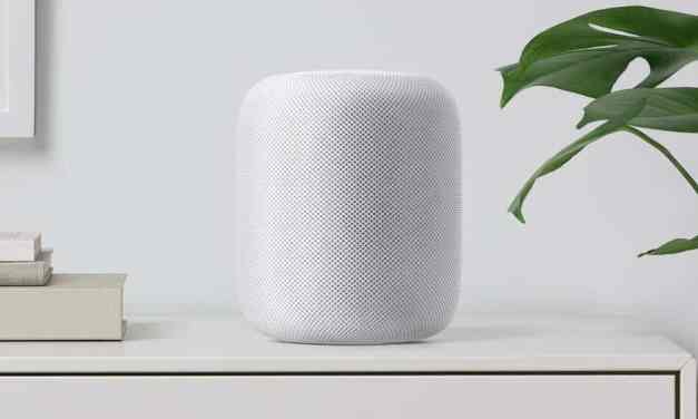 Apple Announces Homepod, its Siri smart speaker